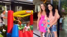 En medio de rumores de separación, Chicharito y Sarah Kohan celebran juntos el cumpleaños de su hijo Noah