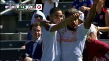 ¡GOOOL! Miguel Almirón anota para Atlanta United FC
