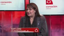 Los proyectos de la asambleísta Patty López