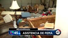 En Un Minuto Houston: Autorizan que dueños de trailers afectados por Harvey reciban asistencia de FEMA