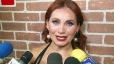 Elizabeth Álvarez anuncia que está por regresar a los foros de Televisa para grabar una telenovela