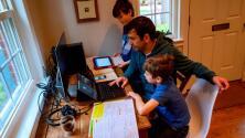 Confusión y frustración: Plataforma para clases en línea de las escuelas públicas de Miami-Dade colapsa el primer día