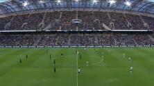 El Resumen: Carlos Vela llega a tres partidos seguidos marcando gol y su LAFC rescató empate