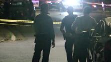 Policía de Houston dispara a sospechoso que trataba de escapar