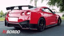 Primer Vistazo: Nissan GT-R NISMO 2020   A Bordo