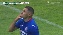 ¡Contragolpe letal! Pablo Aguilar consigue el 3-1 de Cruz Azul