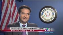 Carlos Curbelo responderá a Obama durante discurso