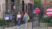 Así avanza la jornada de elecciones primarias en Queens, una zona que ha sido golpeada fuertemente por la pandemia