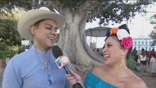 ¿Qué tanto saben de la historia de México? Denise Reyes puso a prueba a los mexicanos en Los Ángeles
