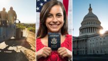 Piden al Senado aprobar dos proyectos de ley que evitarían la deportación de agricultores y dreamers