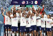 ¡Team USA se lleva el Nations League! Es Campeón en Final de antología