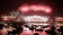 En video: en Australia y Nueva Zelanda ya es 2017