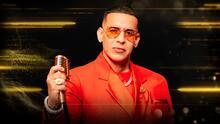 Daddy Yankee y su preparación antes de salir al escenario de Premio Lo Nuestro