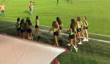 Club italiano de fútbol cambia a recogepelotas por 'Ball Girls'