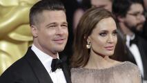 El divorcio de Brad Pitt y Angelina Jolie se calienta