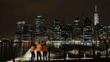 A Nueva York le espera una noche de lunes feriado con condiciones secas y cielos mayormente despejados