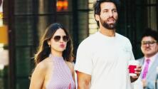 Fuertes rumores indican que Eiza González ya está comprometida con su novio Paul Rabil