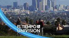 No olvides tu abrigo: se esperan bajas temperaturas en el área de Los Ángeles la tarde de este martes