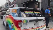 La Policía de Austin estrena una patrulla y parches de orgullo para fomentar la confianza con la comunicad LGBTQ+
