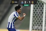 La magia de Tecatito apareció y Porto avanzó en Copa de la Liga