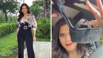 ¿Glamour o comodidad? Los trucos de Francisca para usar plataformas y no fracasar en el intento