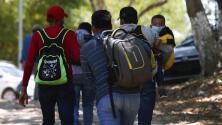 """""""Nos vinieron a tirar acá sin explicación"""", cientos de deportados llegan a la selva guatemalteca y no saben cómo regresar a casa"""