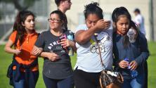 """""""No fue mi intención"""": menor de 12 años que habría disparado en escuela en Los Ángeles"""