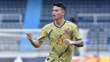 """James tronó por no estar en Copa América: """"Me faltaron al respeto"""""""