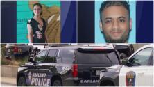 Revelan detalles del caso de la muerte de una mujer en Garland y el tiroteo en la sede de la policía de Plano