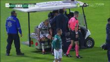 Juan Manuel Iturbe sale lesionado y podría perderse la vuelta