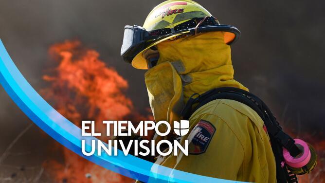Contaminación por humo de incendios en gran parte del Valle Central