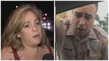¿Podría enfrentar cargos mujer que detuvo a policía?