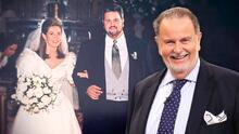 Con este mensaje de amor para su esposa Mily, Raúl festejó en televisión sus 27 años de matrimonio