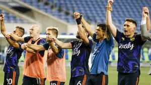 Con un Ruidíaz de leyenda, Seattle llega a la final de Leagues Cup