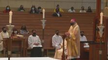 Arzobispo de Los Ángeles oficia una ceremonia en apoyo y reconocimiento de todos los inmigrantes en EEUU