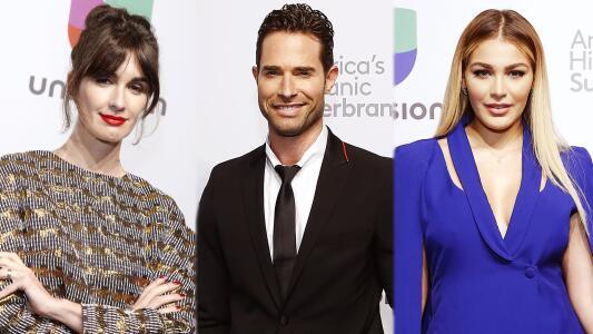 Paz Vega, Sebastián Rulli y Migbelis Castellanos nos sorprenderán con nuevos proyectos para Univision este 2019