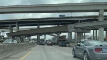 Estos son los cierres de carreteras este fin de semana en Houston