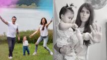 """Claudia Álvarez fue cuestionada por traer más hijos a un """"mundo sin futuro"""" y su respuesta lo dice todo"""