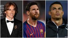 ¿Por quiénes votaron Modric, Messi y Cristiano Ronaldo al premio 'The Best'?