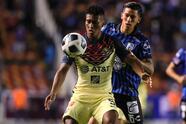 América y Querétaro no se hacen daño e inauguran el Apertura 2021 con un empate a ceros.