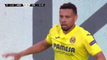 Resumen del partido Arsenal vs Villarreal