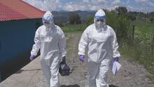 'Las rastreadoras del covid', las enfermeras que ayudan a pacientes en remotos pueblos de Guatemala