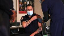 Covid-19: Nueva York requerirá que todos los trabajadores municipales estén vacunados para finales de octubre