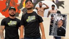 """""""Él me incitó"""": El reto para bajar de peso que llevó a Edén Muñoz y Beto Sierra a rapear juntos"""