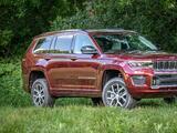 Prueba: Jeep Grand Cherokee L 2021,