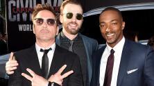 "Anthony Mackie habló de sus súper poderes en ""Captain America: Civil War"""