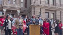 Legisladores texanos salen de emergencia a Washington D.C.