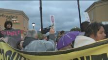 Manifestantes toman las calles de San José en apoyo a la comunidad inmigrante