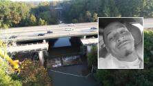 Un trabajador de la construcción muerto y dos heridos al colapsar un puente en el condado de Newton