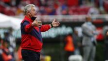 """Vucetich lamenta que Chivas """"volvió a los errores del pasado"""""""